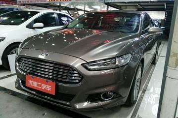 福特 蒙迪欧 2013款 2.0T 自动 旗舰型GTDi240