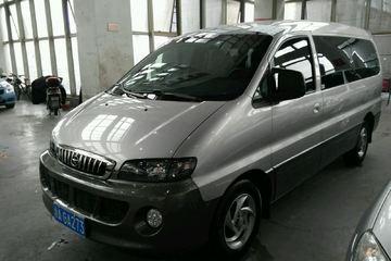 江淮 瑞风 2012款 1.9T 手动 穿梭短轴标准型7座 柴油
