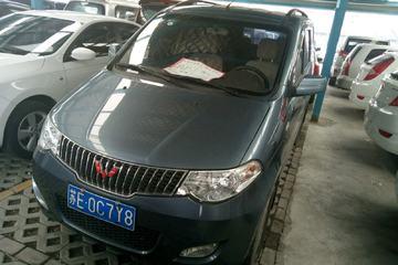 五菱汽车 宏光 2013款 1.5 手动 标准型
