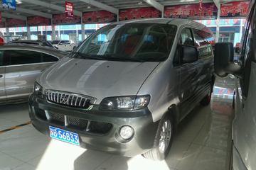 江淮 瑞风 2011款 2.4 手动 彩色之旅舒适版HFC4GA1-C 汽油
