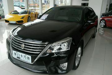 丰田 皇冠 2012款 2.5 自动 Royal导航版