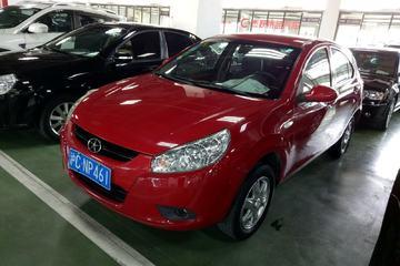 江淮 同悦两厢 2010款 1.3 手动 舒适型RS