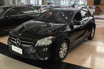 奔驰 A级 2013款 1.6T 自动 A180风尚型