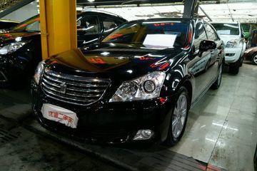 丰田 皇冠 2010款 3.0 自动 Royal真皮版