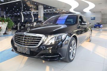 奔驰 S级 2014款 3.5 自动 S400L 油电混合