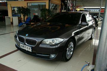 宝马 5系三厢 2011款 3.0T 自动 535i豪华运动型