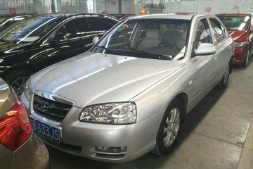 现代 伊兰特三厢 2011款 1.6 手动 舒适型天窗版GL