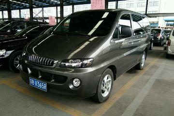 江淮 瑞风 2012款 2.0 手动 穿梭短轴时光版7座