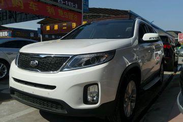 起亚 索兰托 2013款 2.2T 自动 舒适版7座 柴油