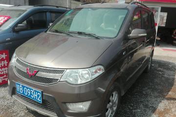 五菱汽车 宏光 2014款 1.5 手动 S舒适型