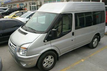 福特 全顺新世代 2009款 2.4T 手动 标准型短轴中顶 柴油 国III