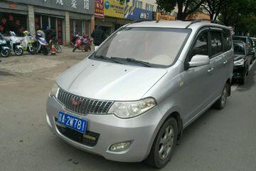 五菱汽车 宏光 2010款 1.2 手动 6430K实用型7座
