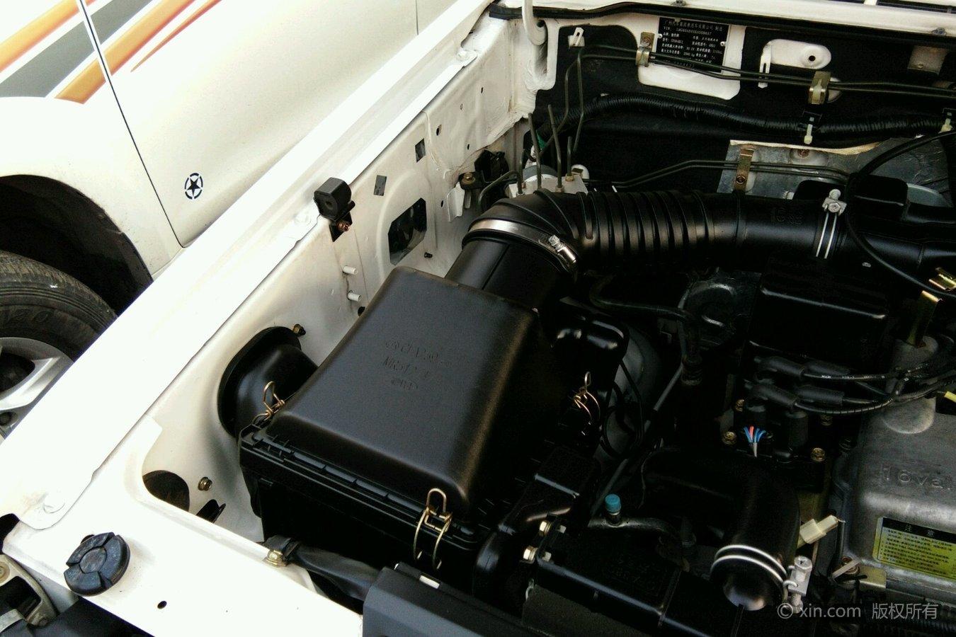 猎豹汽车 黑金刚 2013款 2.2 手动 标准型四驱