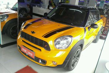 MINI COUNTRYMAN 2011款 1.6T 自动 COOPER S ALL4