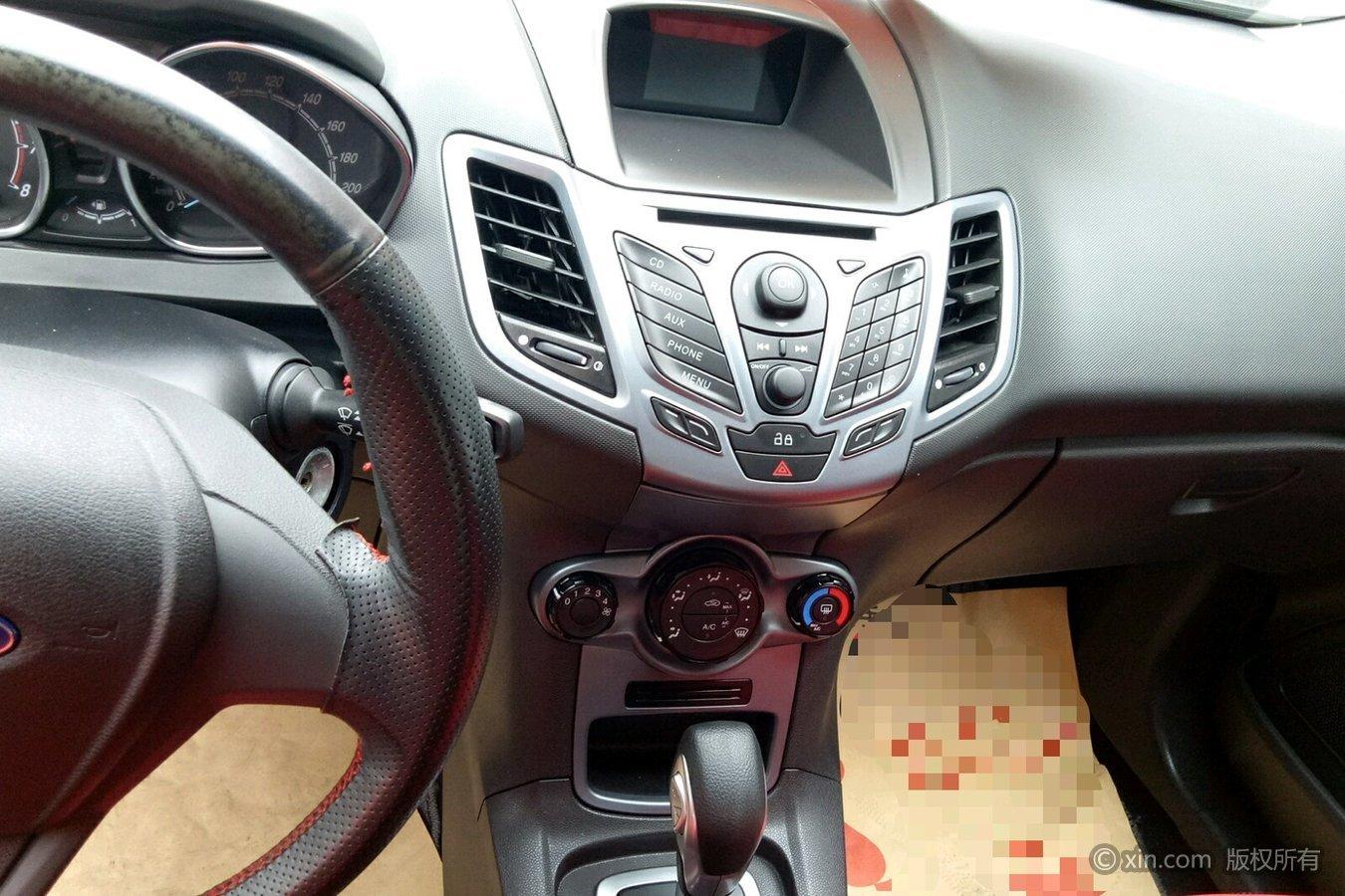福特 嘉年华两厢 2013款 1.5 自动 品尚型