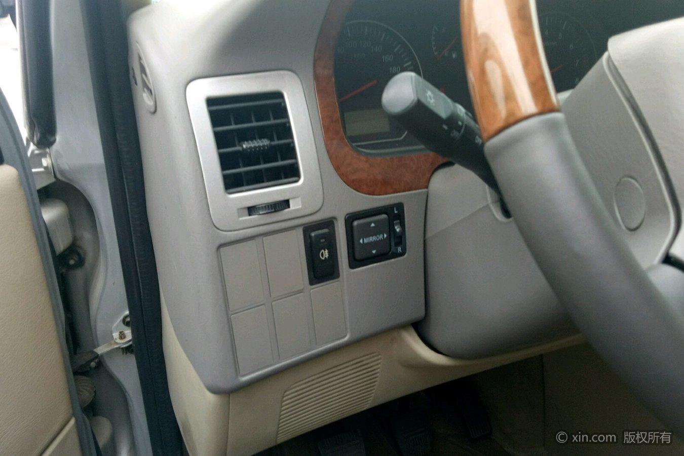 金杯 阁瑞斯 2010款 2.7 手动 3代御领豪华型长轴2tr