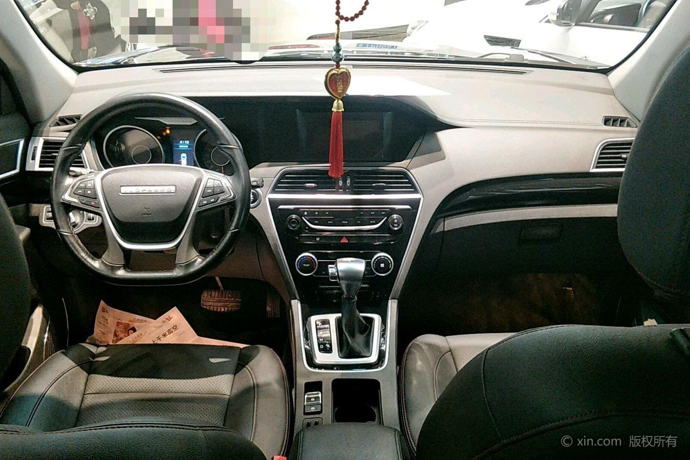 猎豹汽车 cs10 2016款 2.0t 自动 豪华型