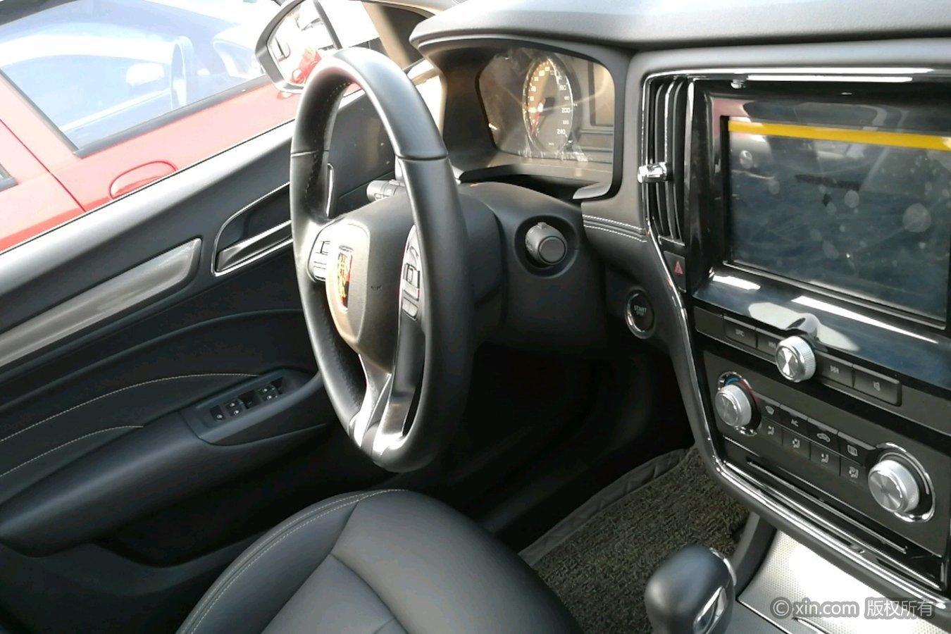 荣威i62017款1.5t自动20t旗舰版汽车6.76万全价官网广汽传祺gs3图片