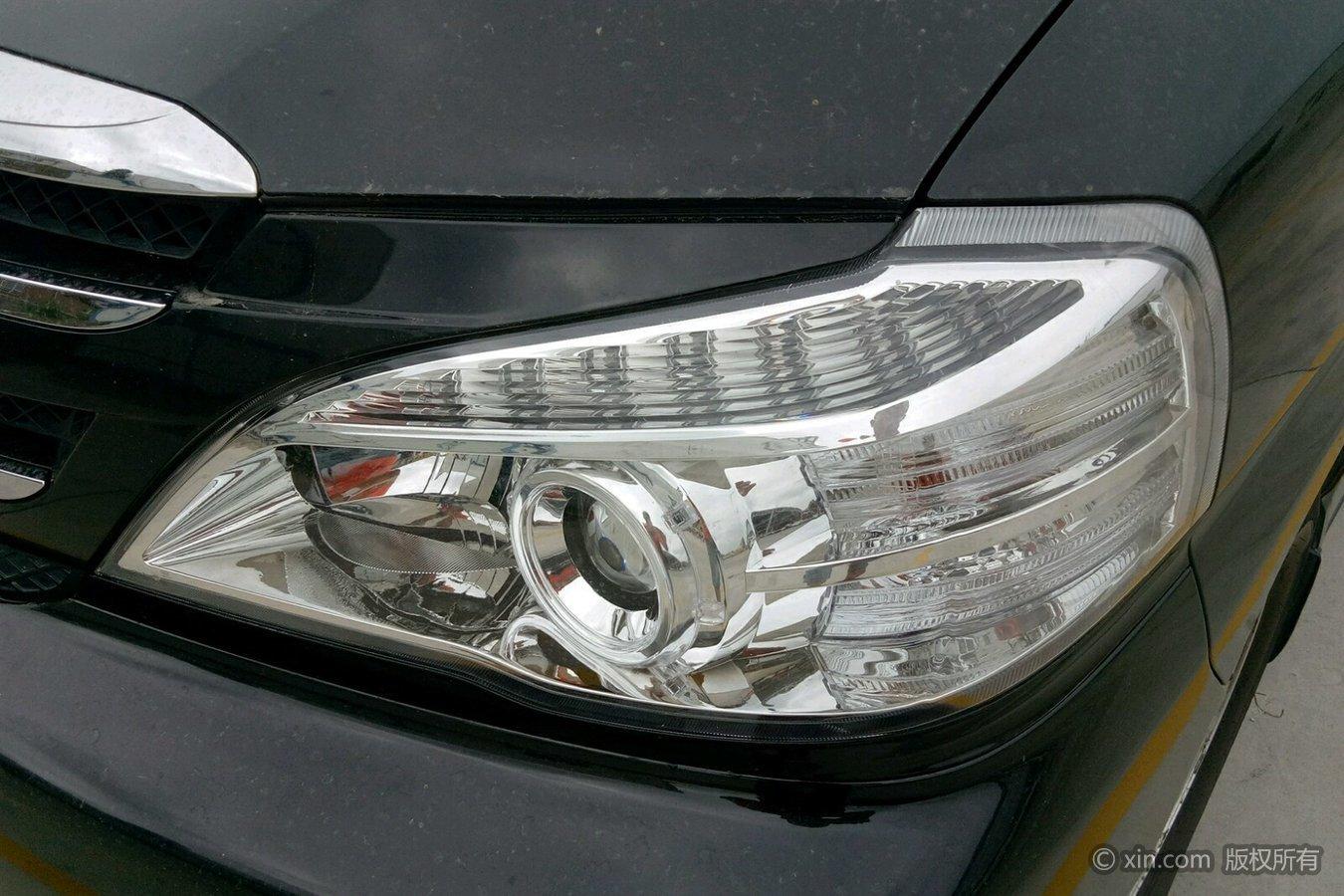 金杯 阁瑞斯 2010款 2.7 自动 3代御领旗舰型2tr