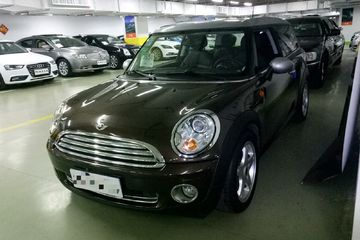 MINI CLUBMAN 2007款 1.6 自动 COOPER Excitement价格