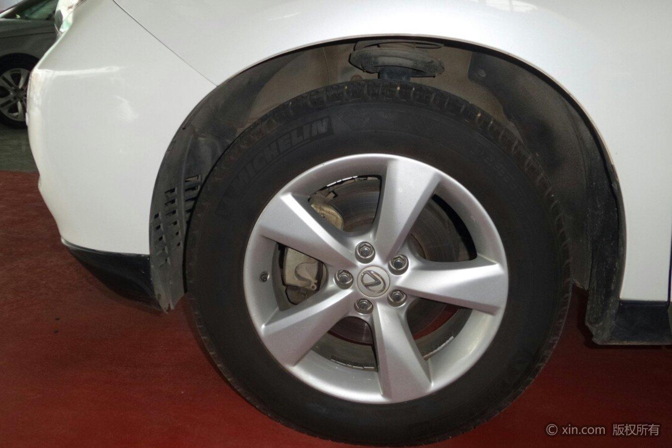 雷克萨斯RX轮毂