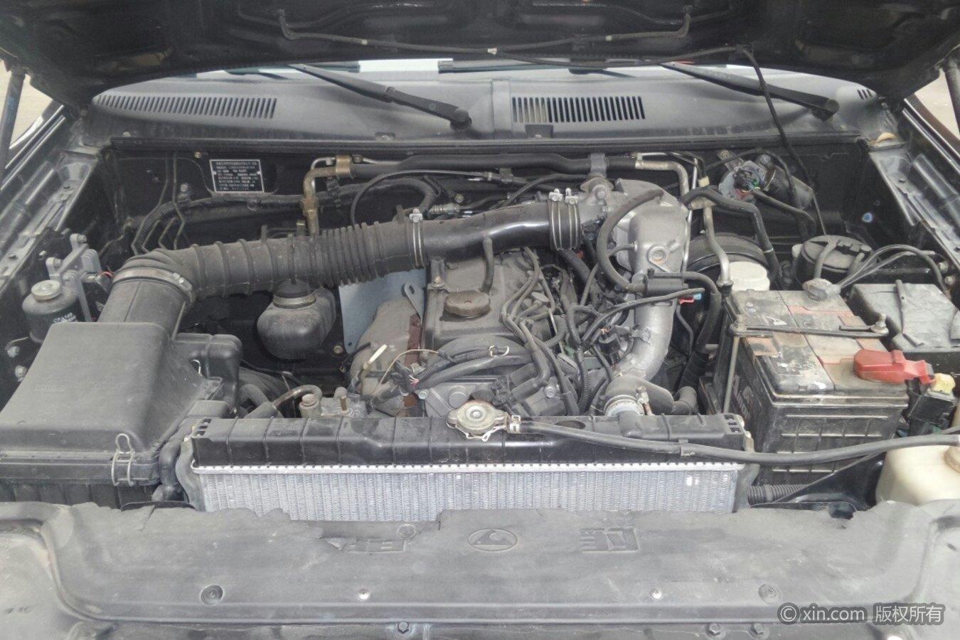 猎豹汽车CS6发动机