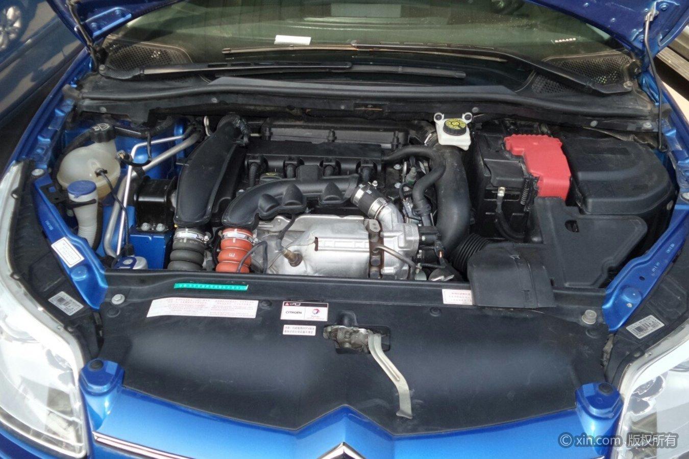 雪铁龙C4发动机