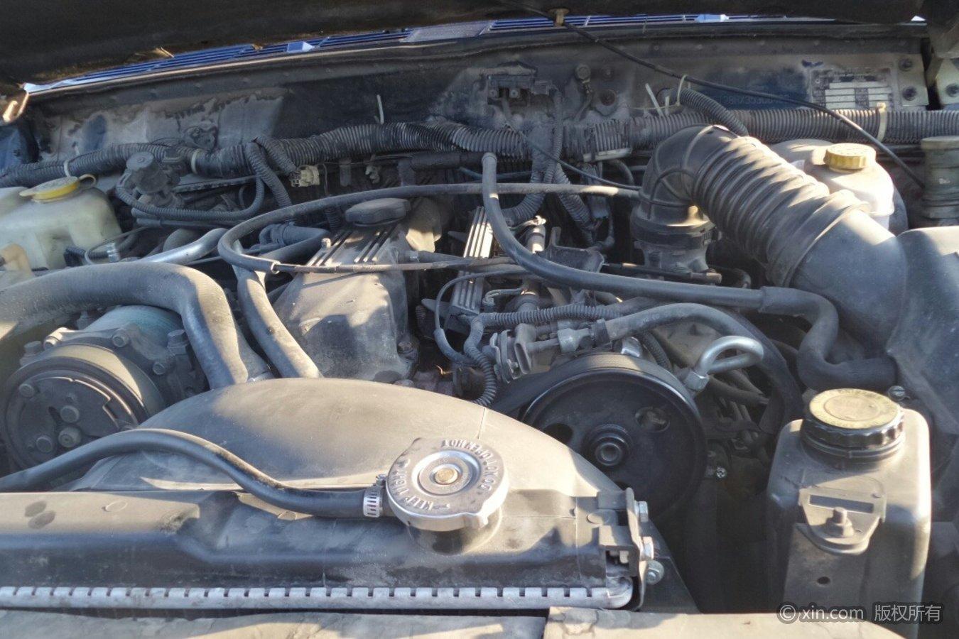 Jeep切诺基发动机
