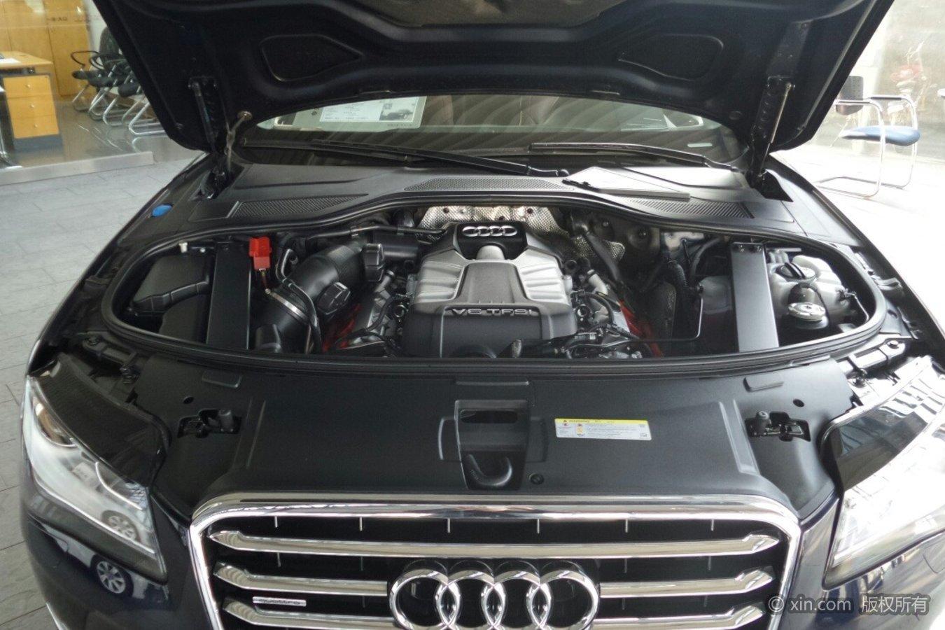 奥迪A8L(进口)发动机