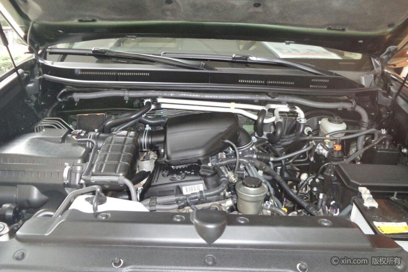 丰田普拉多发动机