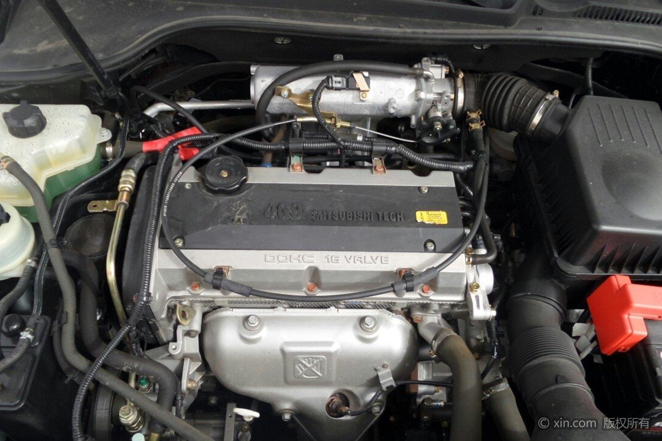 华泰路盛E70发动机