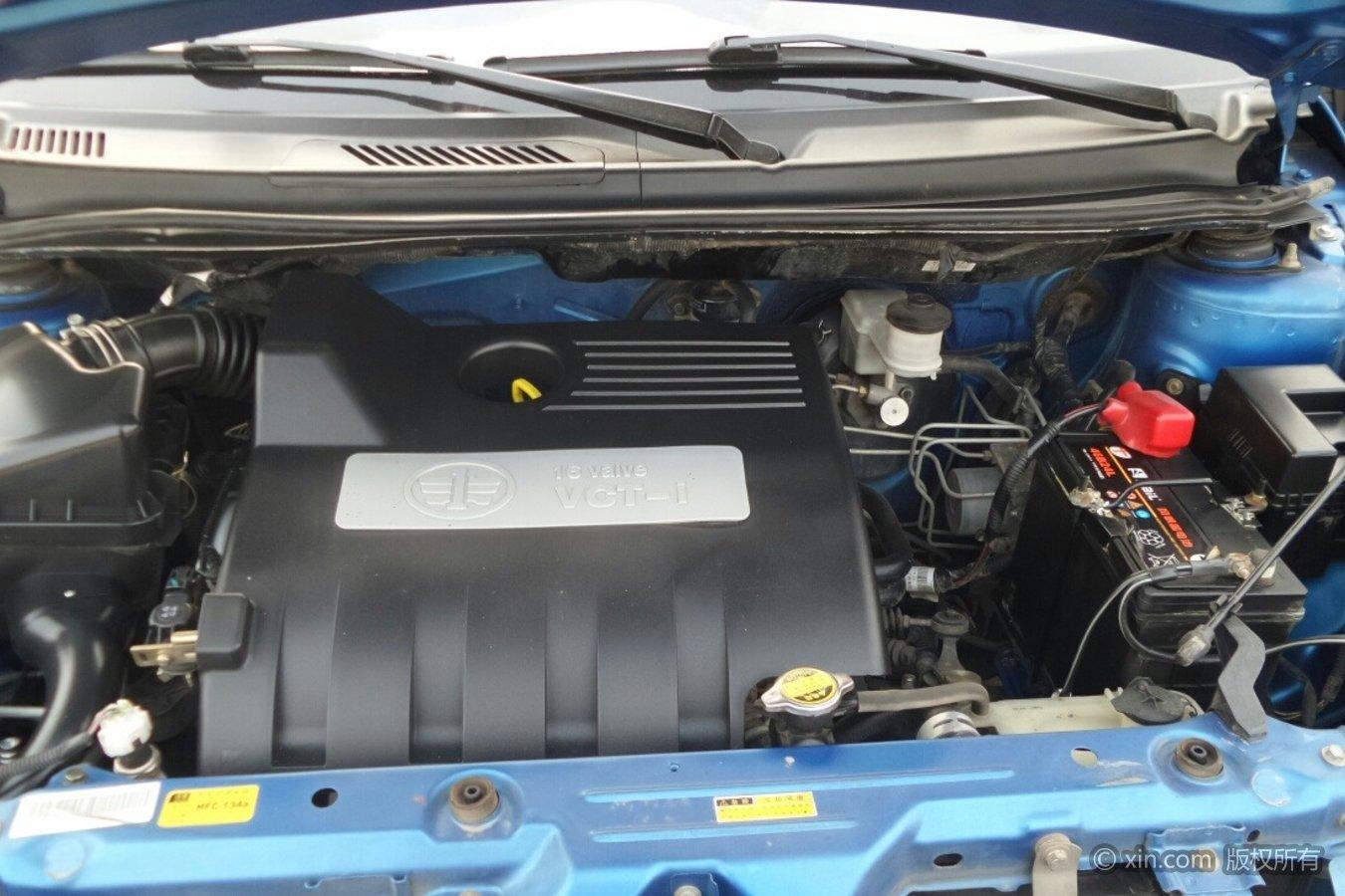 一汽威志V2发动机