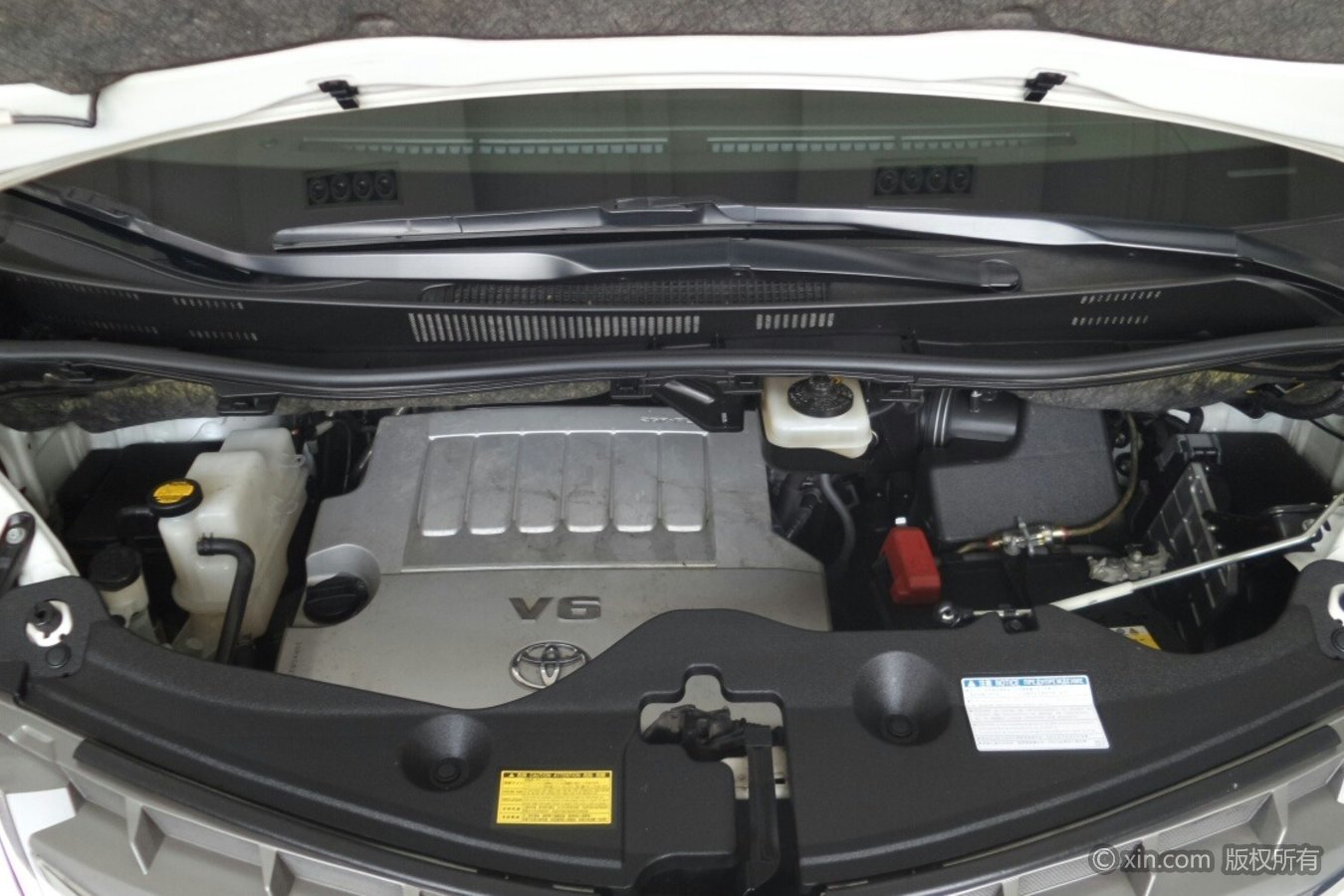 丰田埃尔法发动机