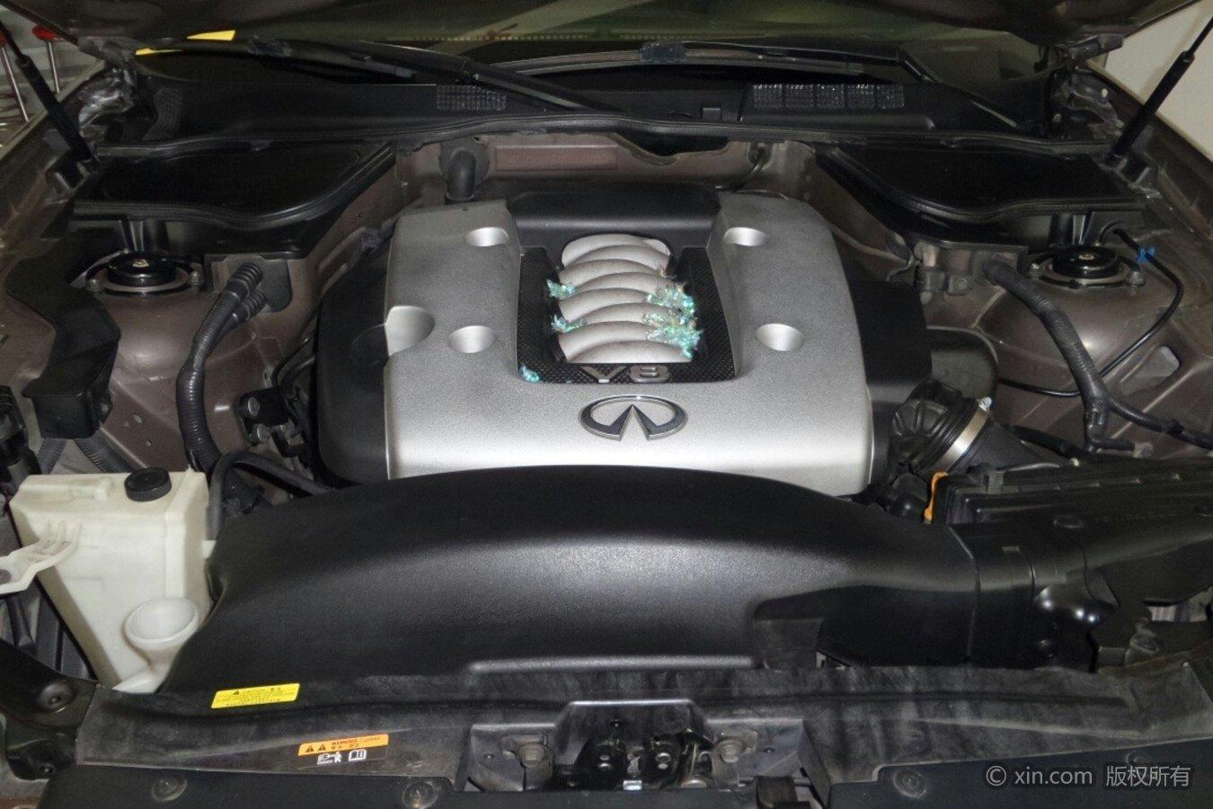 英菲尼迪FX发动机