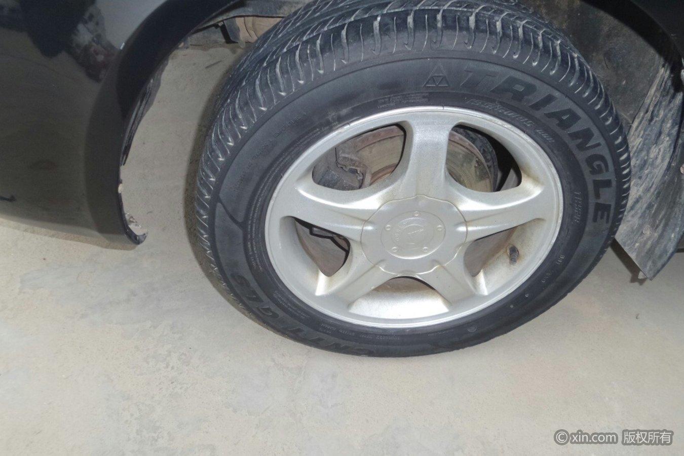 吉利汽车远景轮毂