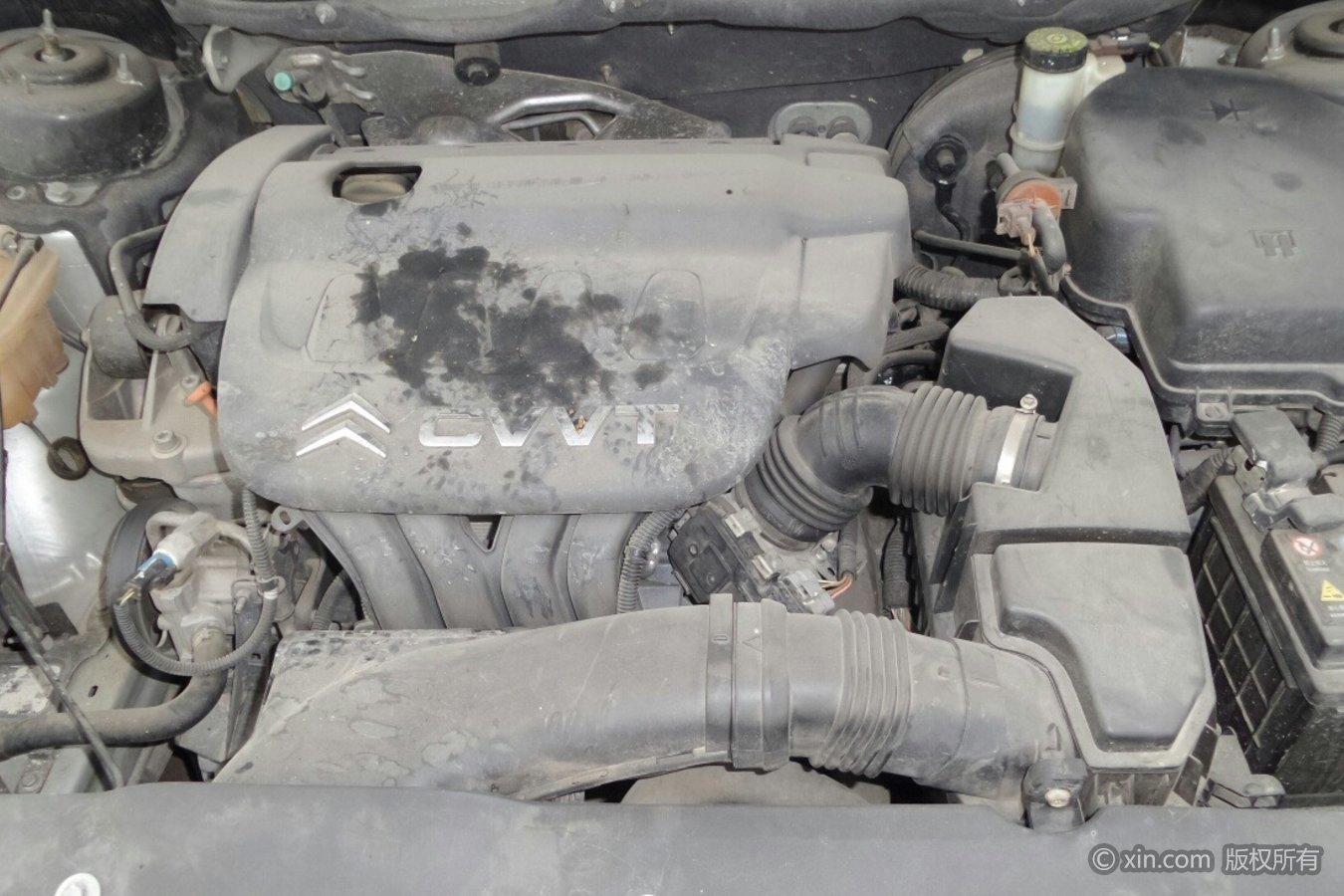 雪铁龙C5发动机