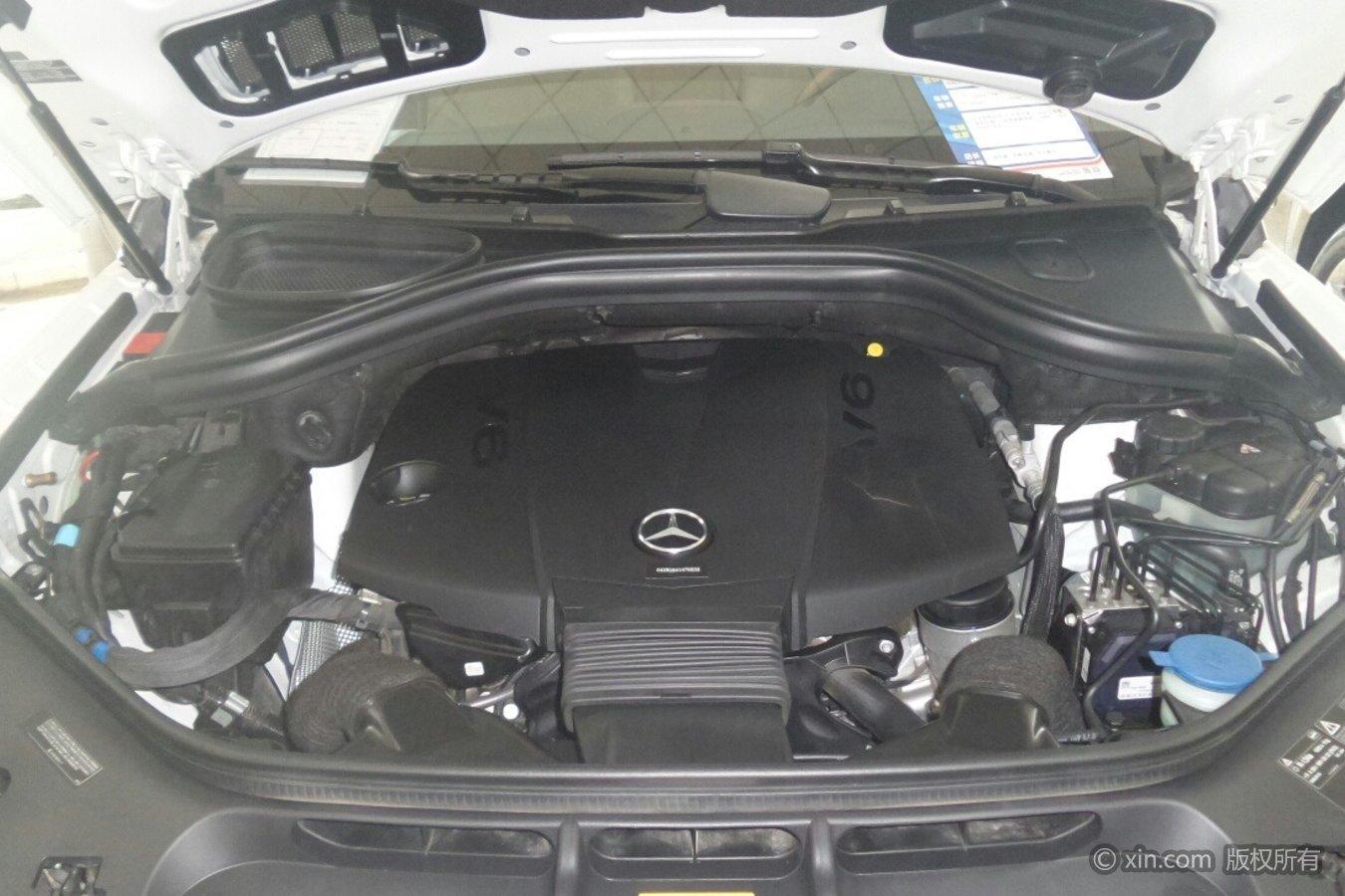 奔驰GL级发动机