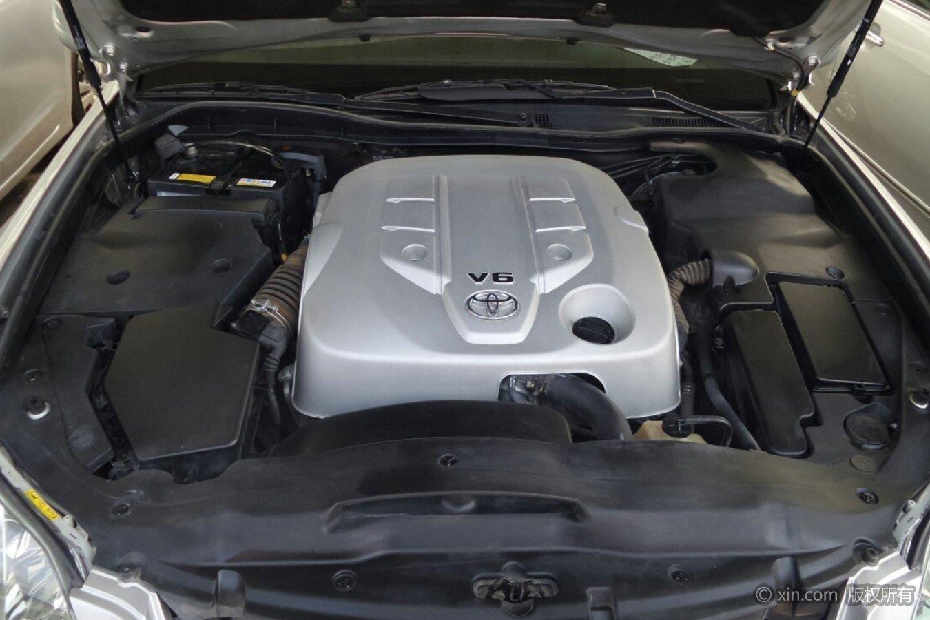 丰田皇冠发动机