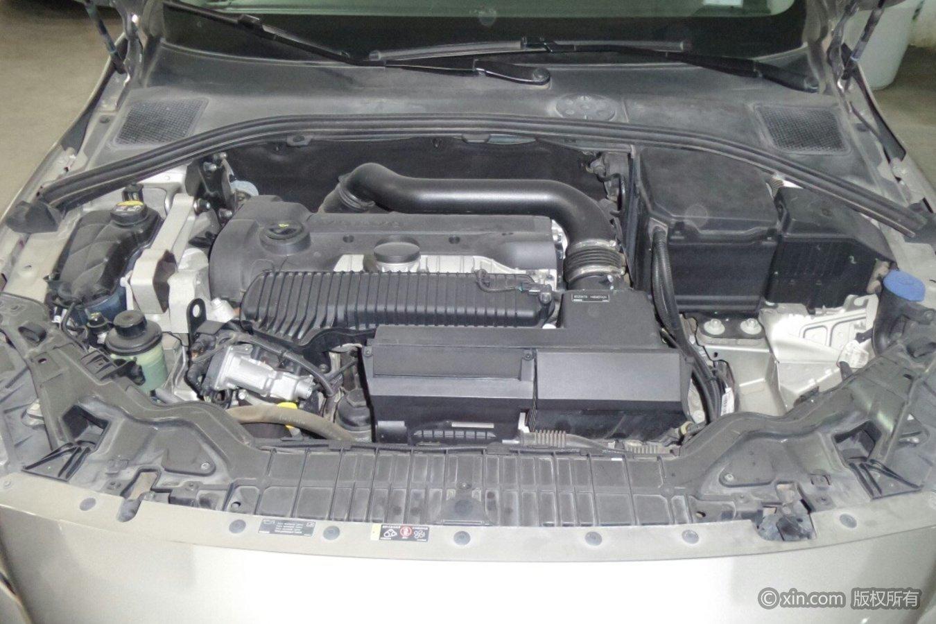 沃尔沃S60发动机