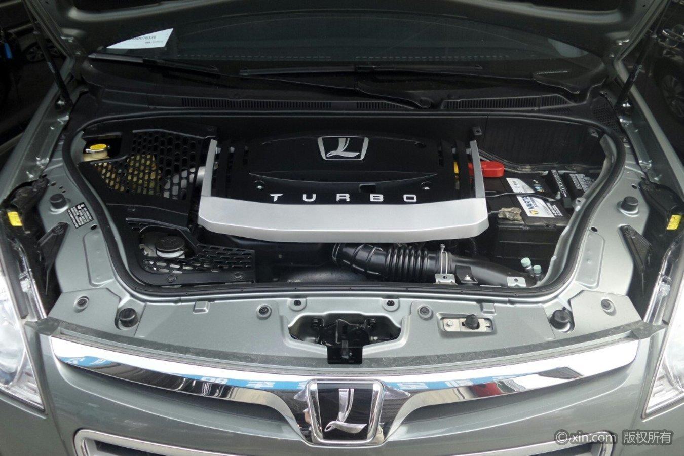 纳智捷大7 MPV发动机