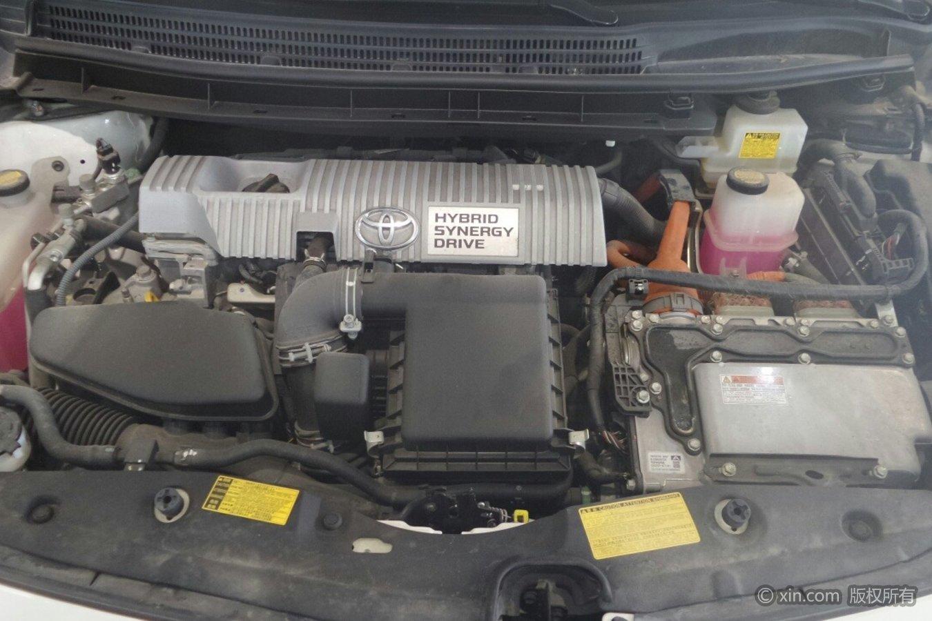 丰田普锐斯发动机