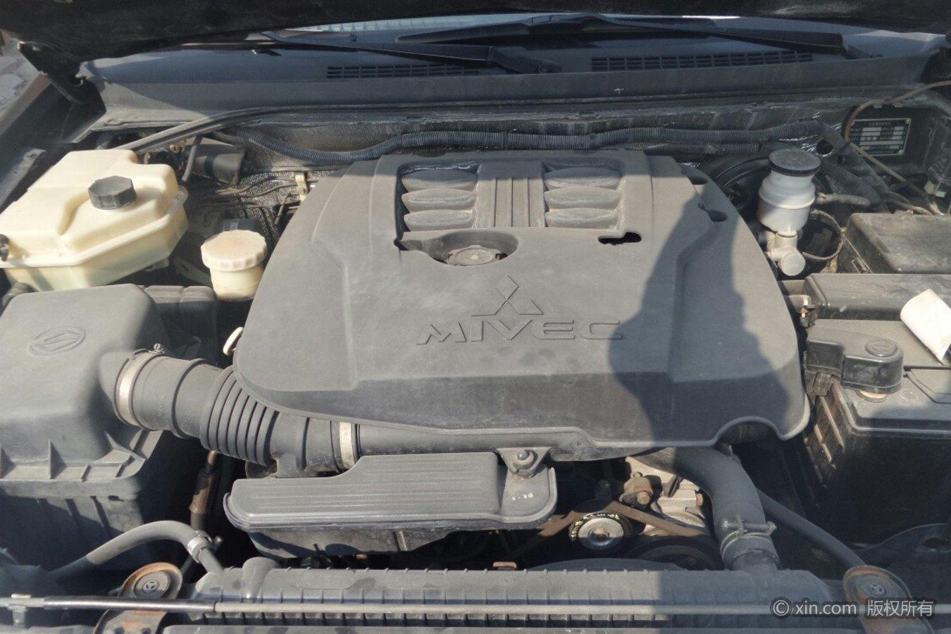 陆风X8发动机