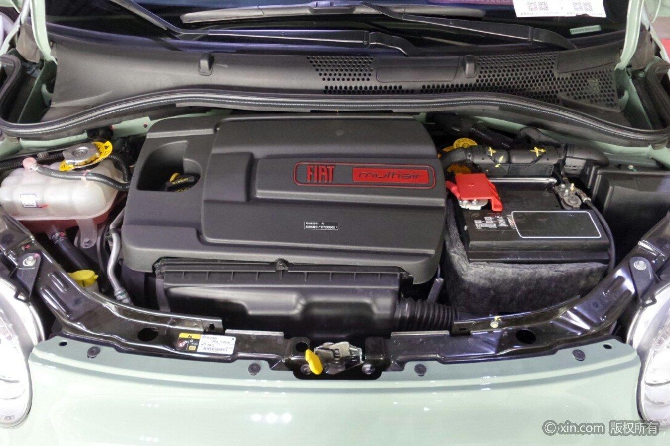 菲亚特500发动机