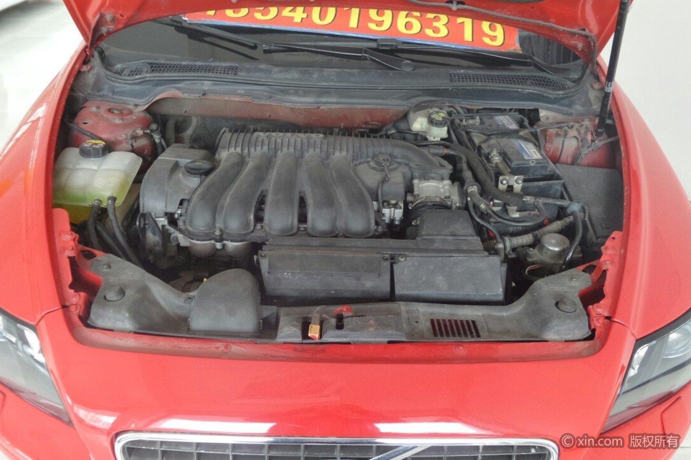 沃尔沃S40发动机