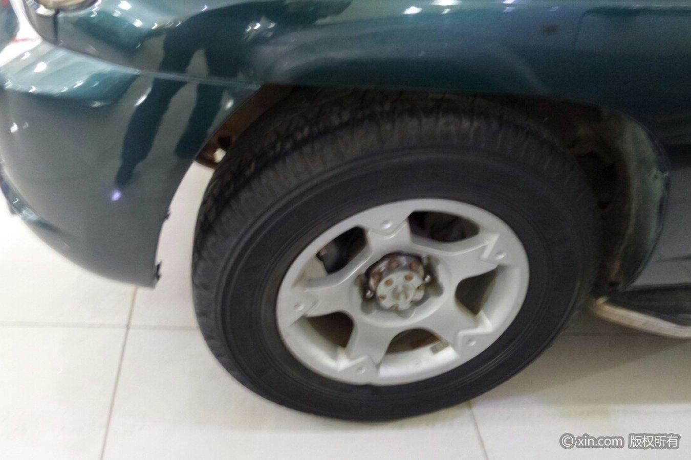猎豹汽车CS6轮毂