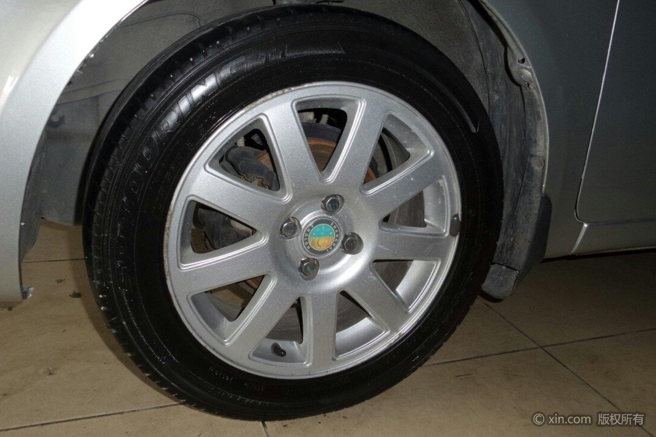 吉利汽车SC7轮毂
