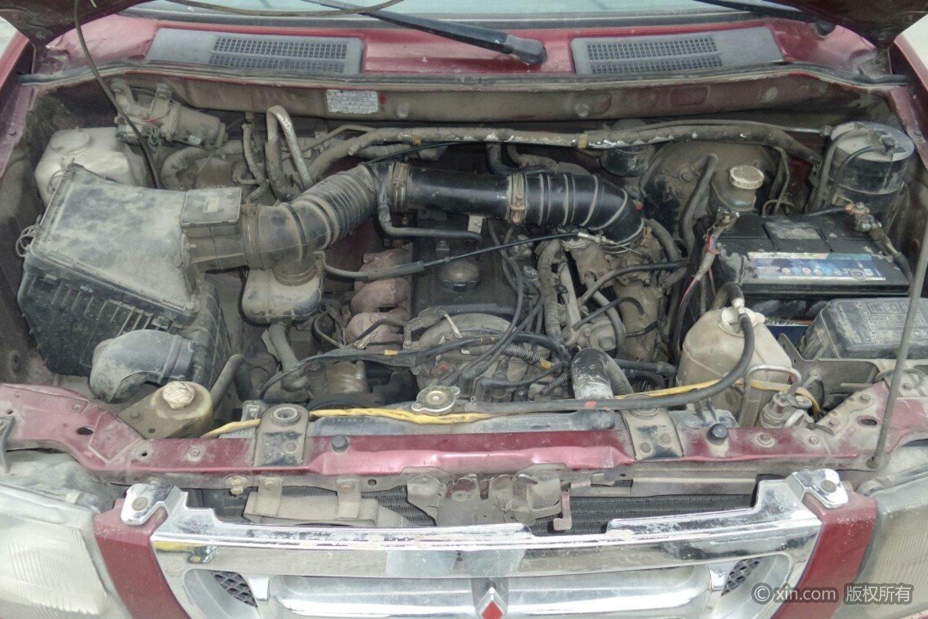 东南富利卡发动机