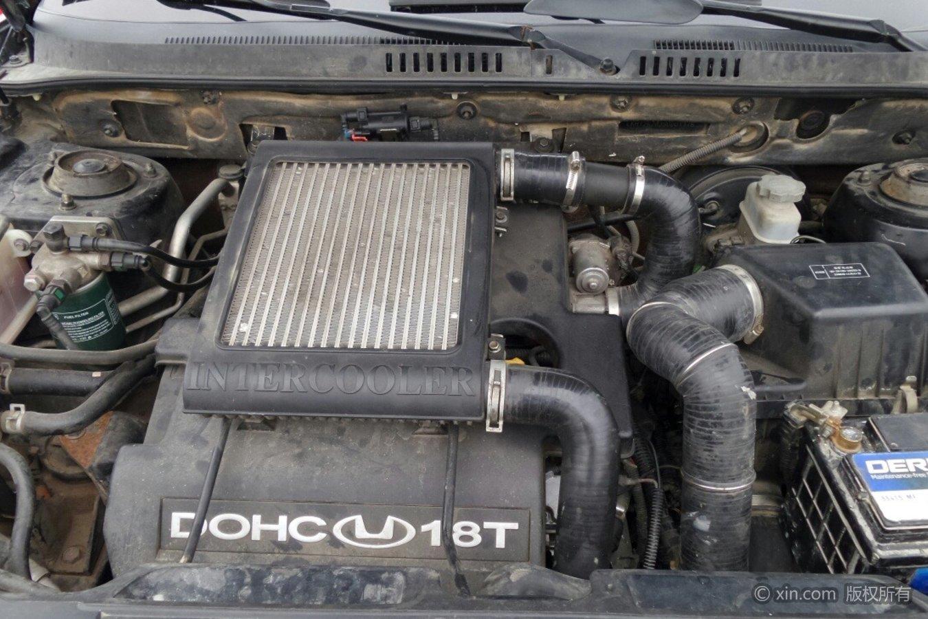 华泰圣达菲发动机