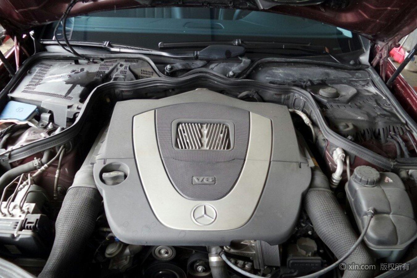 奔驰CLS级发动机