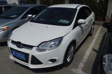 福特 福克斯三厢 2012款 1.6L 手动 舒适型(国Ⅳ)
